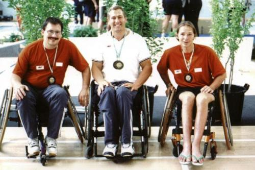 2001 - World Championships