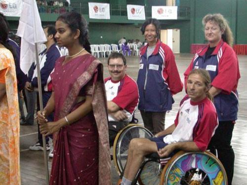 1. Bangalore - Turnier Eroeffnungsfeier 08