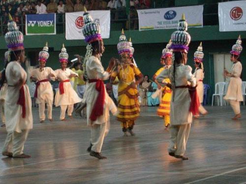 1. Bangalore - Turnier Eroeffnungsfeier 10
