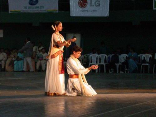 1. Bangalore - Turnier Eroeffnungsfeier 11