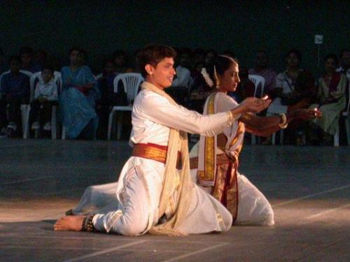1. Bangalore - Turnier Eroeffnungsfeier 12