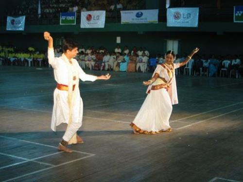 1. Bangalore - Turnier Eroeffnungsfeier 13