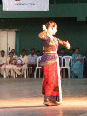 1. Bangalore - Turnier Eroeffnungsfeier 14