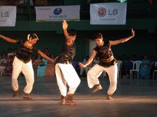 1. Bangalore - Turnier Eroeffnungsfeier 15