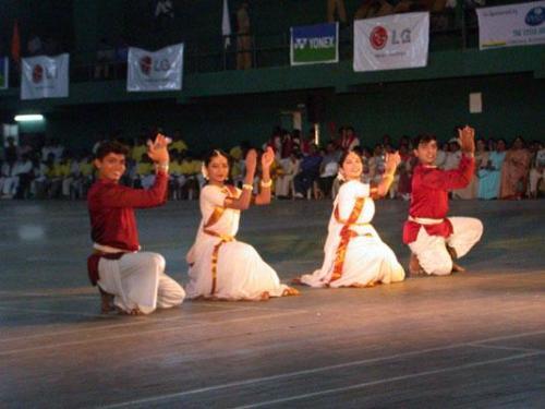 1. Bangalore - Turnier Eroeffnungsfeier 17