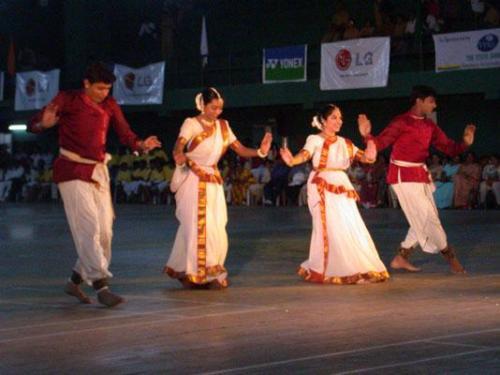 1. Bangalore - Turnier Eroeffnungsfeier 18