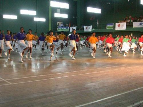 1. Bangalore - Turnier Eroeffnungsfeier 19
