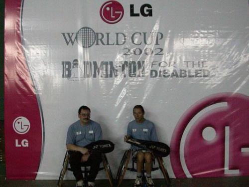 2. Bangalore - Turnier G.Kern  P.Kurzo 06