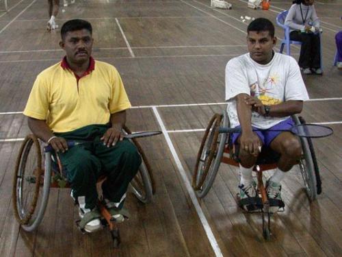 2. Bangalore - Turnier M.Makela  Weerasinghe 01
