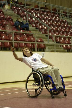 Rollstuhl SM 2003 140