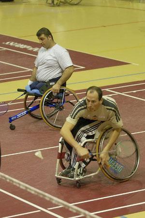 Rollstuhl SM 2003 166