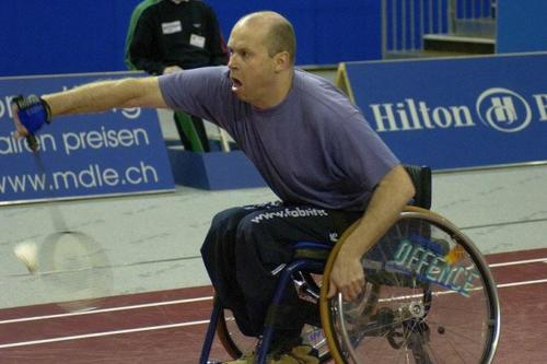 Rollstuhl SM 2003 236