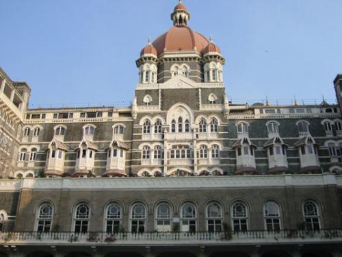 1. Bombay - Hotel Taj Mahal 01