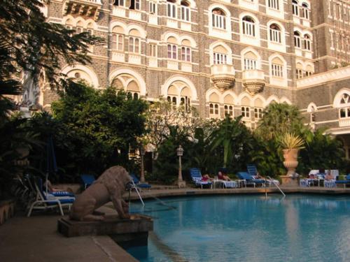1. Bombay - Hotel Taj Mahal 02