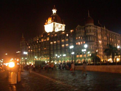 1. Bombay - Hotel Taj Mahal 05