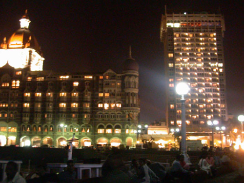 1. Bombay - Hotel Taj Mahal 06