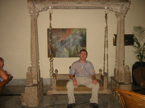 1. Bombay - Hotel Taj Mahal 07
