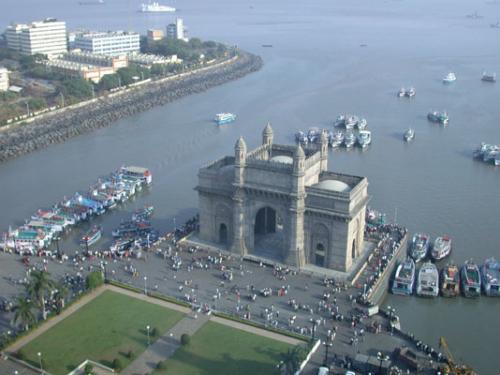 1. Bombay - Port of India 01