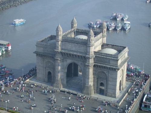 1. Bombay - Port of India 02