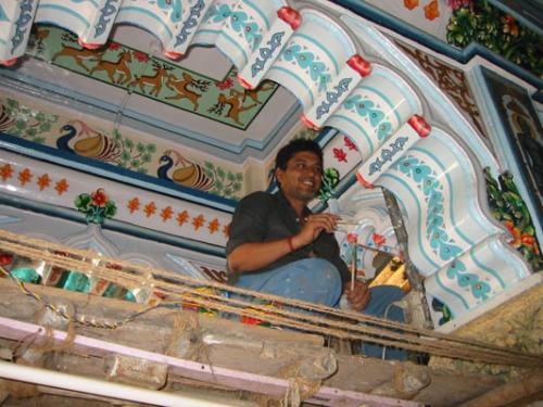 1. Bombay - Tempel 01