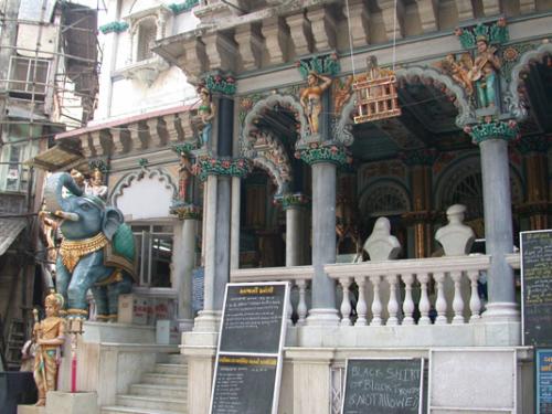 1. Bombay - Tempel 04