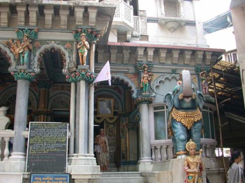 1. Bombay - Tempel 05