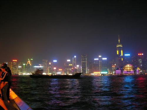 303 - Hongkong - Kowloon Pier