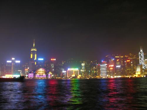 304 - Hongkong - Kowloon Pier