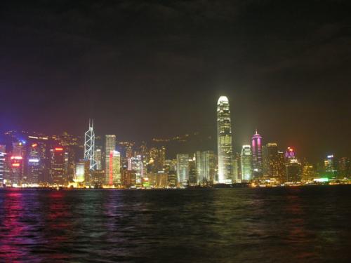 305 - Hongkong - Kowloon Pier