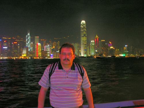 306 - Hongkong - Kowloon Pier
