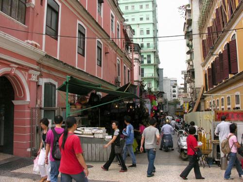 383 - Macau