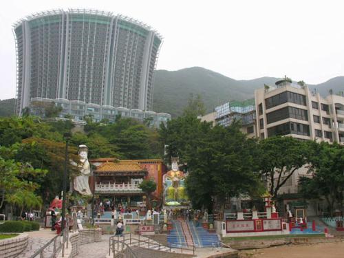 384 - Hongkong - Repulse Bay