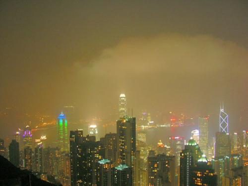 388 - Hongkong - Peak