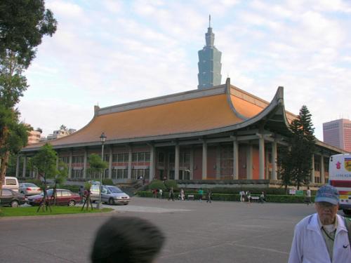 157 - Taipei - Taiwan Museeum