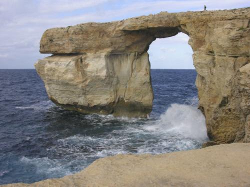 Gozo 005 Azure-Window