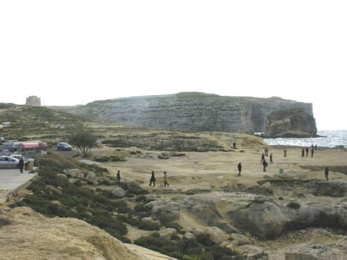 Gozo 007 Azure-Window